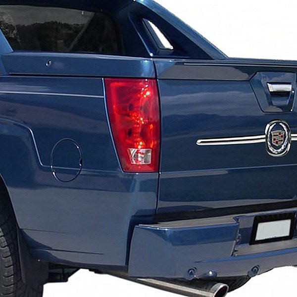 For Cadillac Escalade 2007-2014 Putco Chrome Tailgate