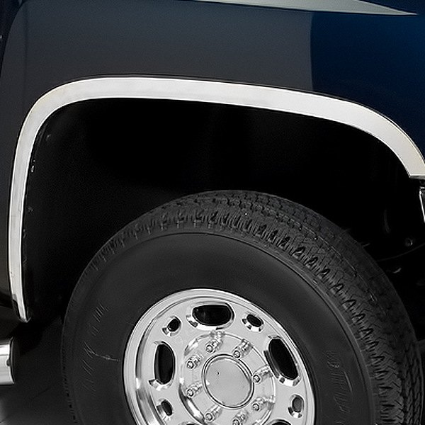 Putco gmc sierra 2015 fender trim - 2015 gmc sierra interior accessories ...
