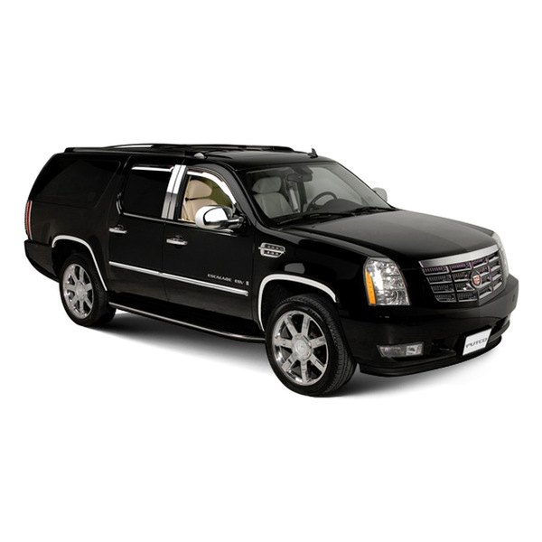 Used Cadillac Escalade Parts For Sale: Cadillac Escalade 2007 Polished Fender Trim