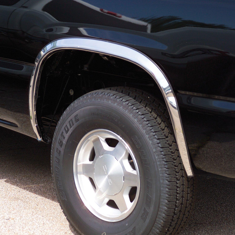 Ext Cadillac: Cadillac Escalade EXT 2002-2006 Putco 97120 Polished