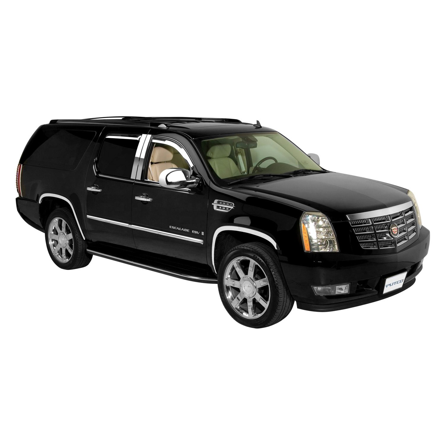 Cadillac Escalade 2010 GM Licensed Polished
