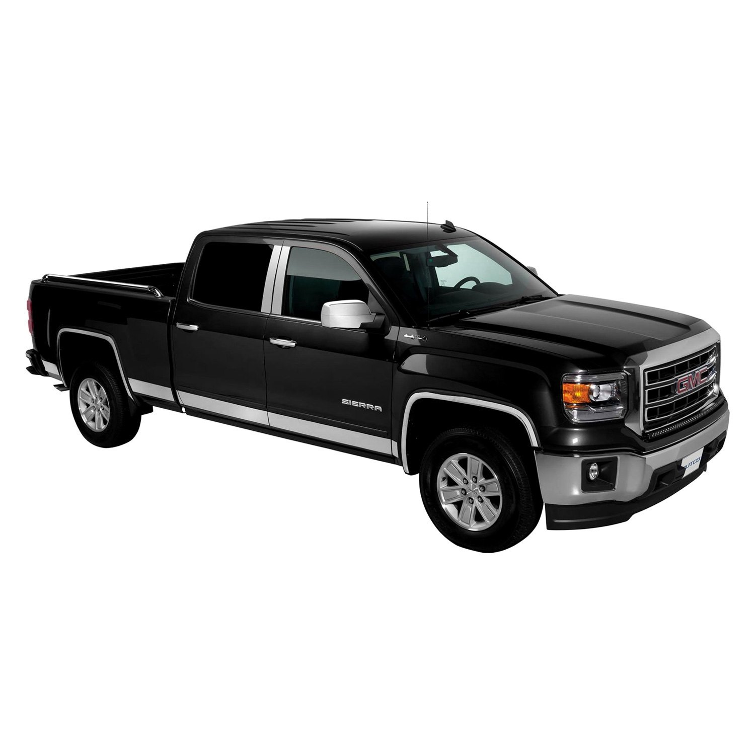 Putco gmc sierra 2015 rocker panel covers - 2015 gmc sierra interior accessories ...