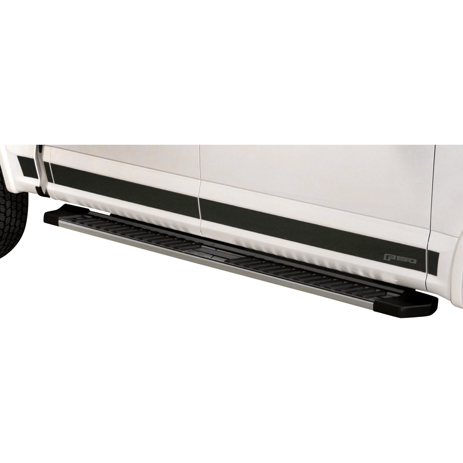 Ford F-150 2015 Ford Licensed Rocker Panel Covers