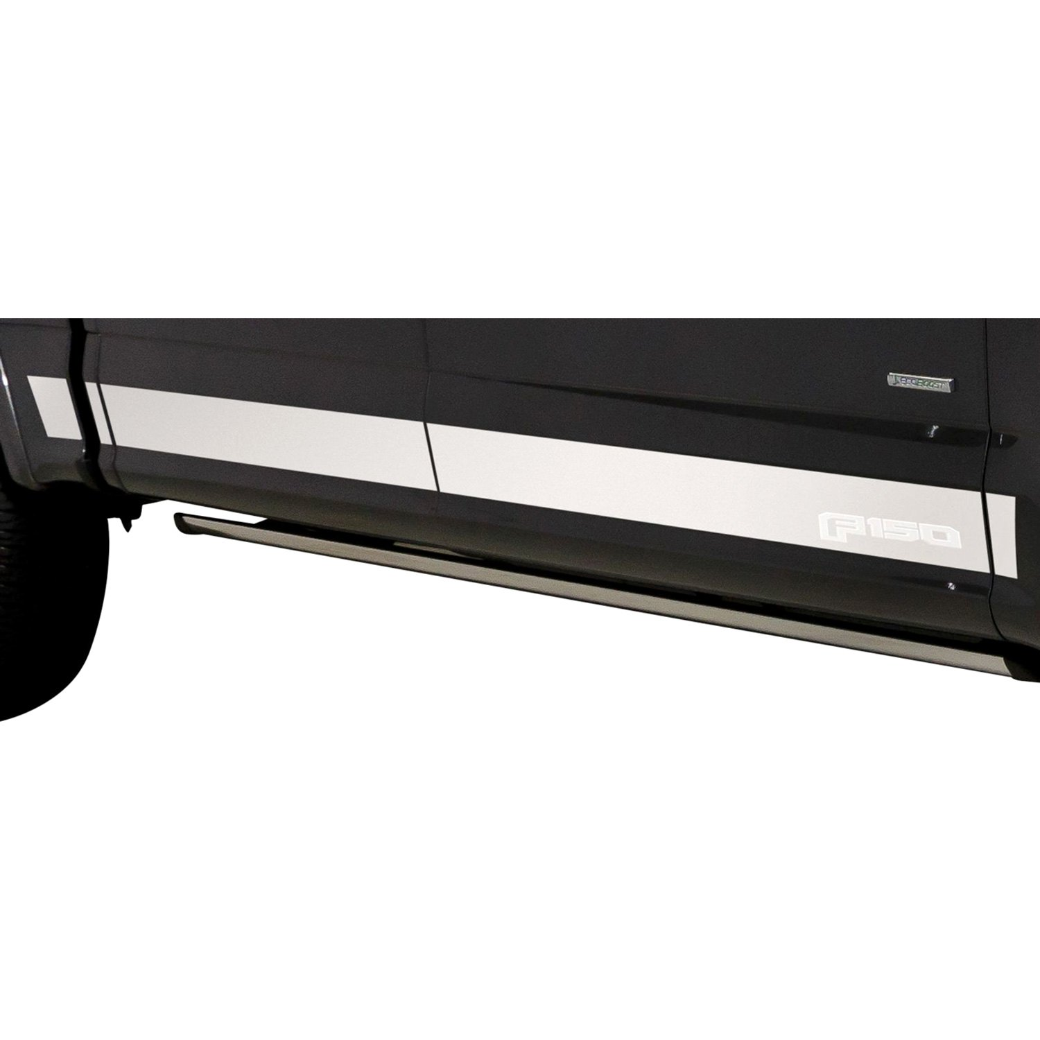 Ford F-150 2016 Ford Licensed Rocker Panel Covers