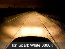 Putco Halogen Bulbs Installed - Spark White
