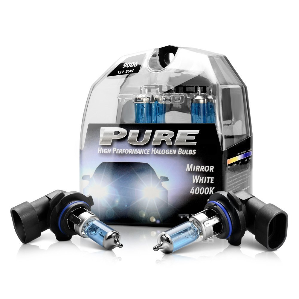 Putco 174 230j16mw Pure Halogen Bulbs H16 Type 2 Mirror