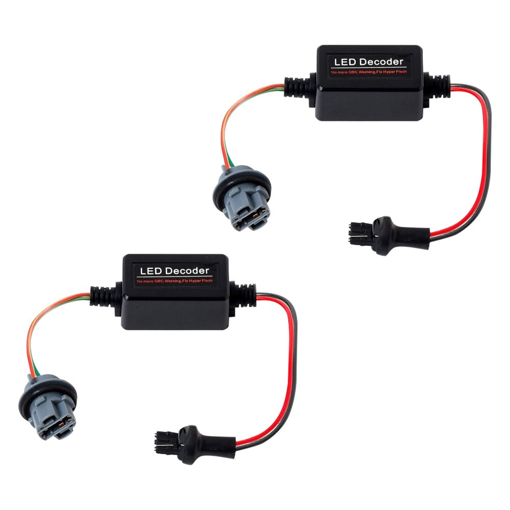 Putco Load Resistor Kit 194 Led Wiring Harness T10putco 1156putco 1157putco