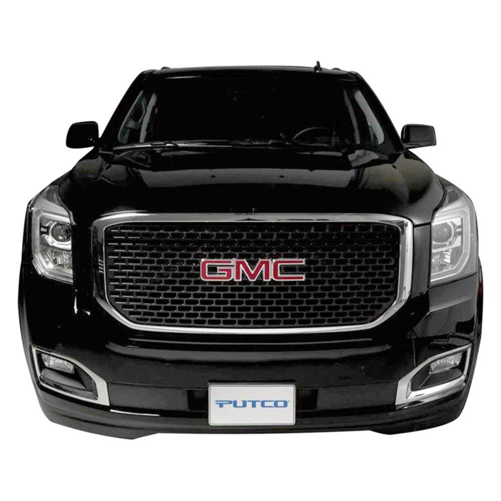 Putco® 270519B - Liquid Series Boss Denali Style Black CNC ...