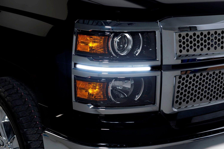 Putco Chevy Silverado 2015 G3 Switchback Led Dayliners