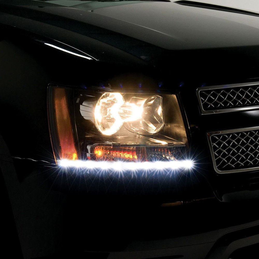 Chevy Avalanche 2007 G3 LED Dayliners