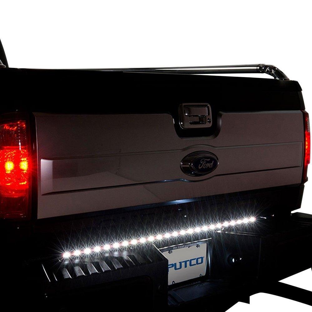 Putco 90009 48 48 led tailgate light bar putco 48 led tailgate light bar aloadofball Gallery