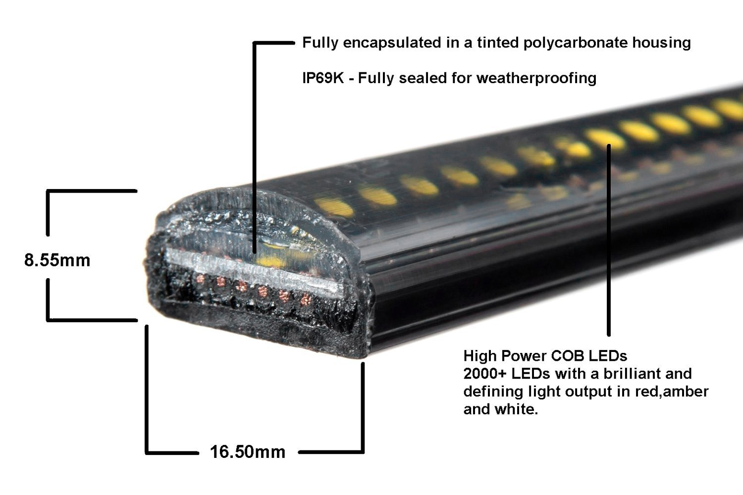 Blade Led Tailgate Light Bar By Putco Autos Post