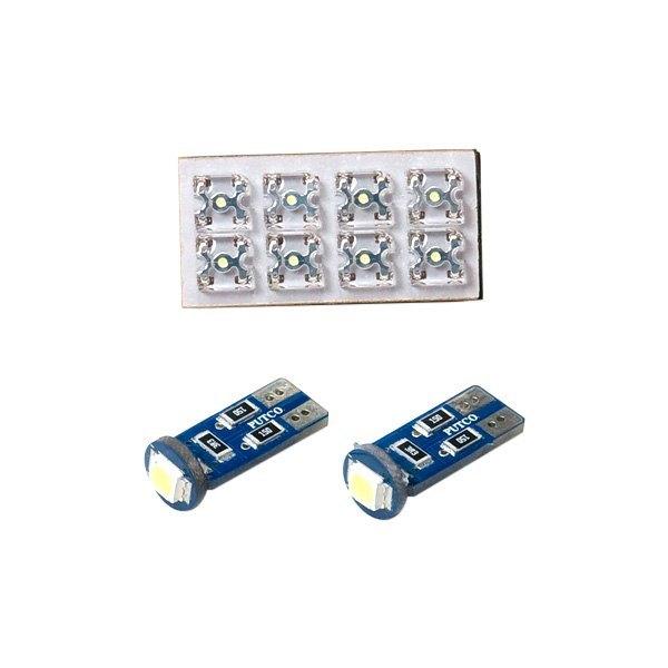 Premium LED Dome Light Kit