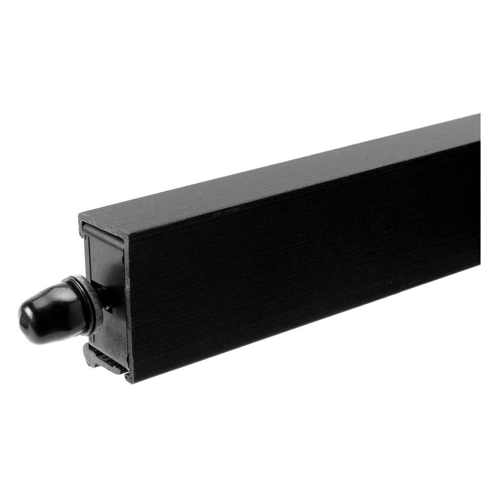 Putco 174 10050c 50 Quot Rectangular Black Plastic Light Cover