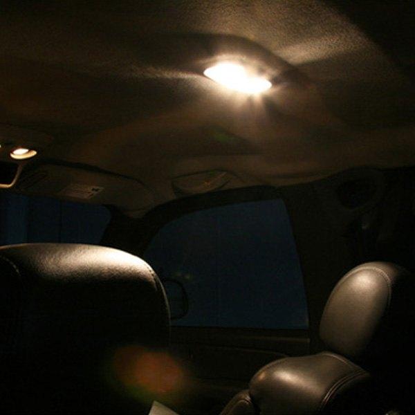 Putco Chevy Silverado 1999 2000 Premium Led Dome Lights