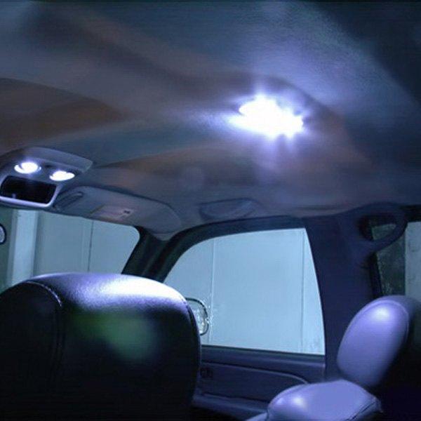 Putco Chevy Silverado 2001 2006 Premium Led Dome Lights
