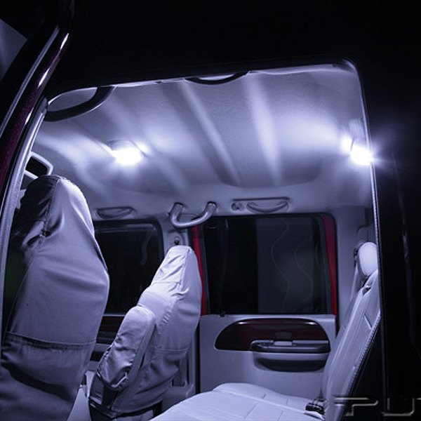 Ford F-250 2006 Premium LED Dome Lights