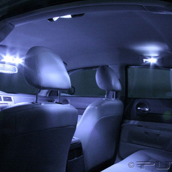 Interior Light : Putco® - Interior Dome Light Replacement LED Bulbs