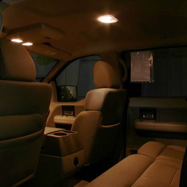 Putco 174 Ford F 150 2009 2014 Premium Led Dome Lights