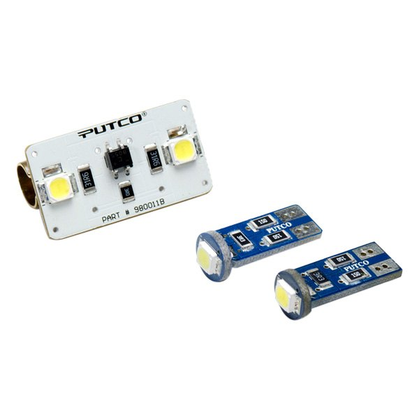 led light bulbs replacement premium lamps putco 980201 brand new ebay