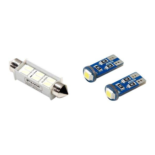 Putco 174 980754 Premium Led Dome Light Kit