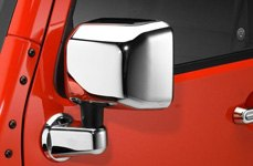 Putco® - Chrome Mirrors