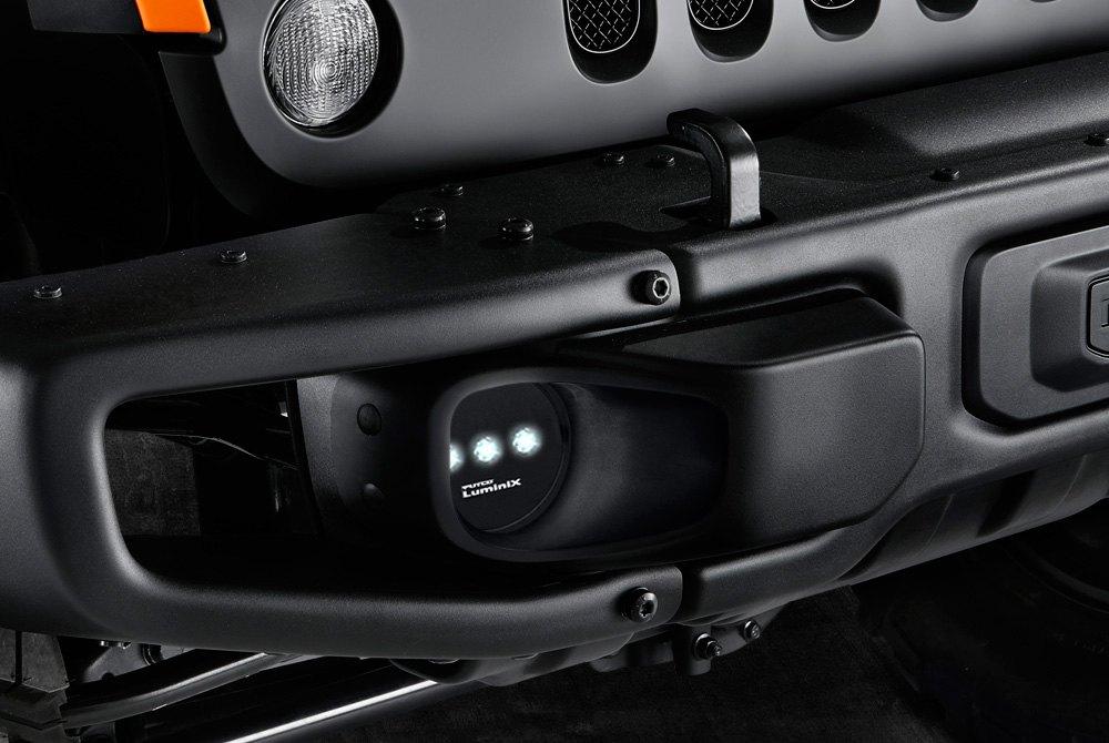 Putco Jeep Wrangler 2013 Luminix Led Fog Lights