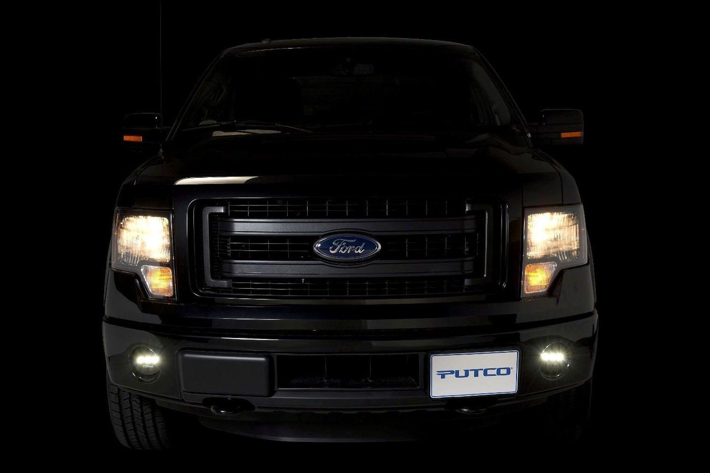 Putco Luminix Led Fog Lights 2015 Ford F 150