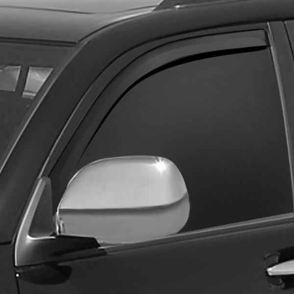 Putco element window deflectors putco element in channel for 2003 acura tl window visor