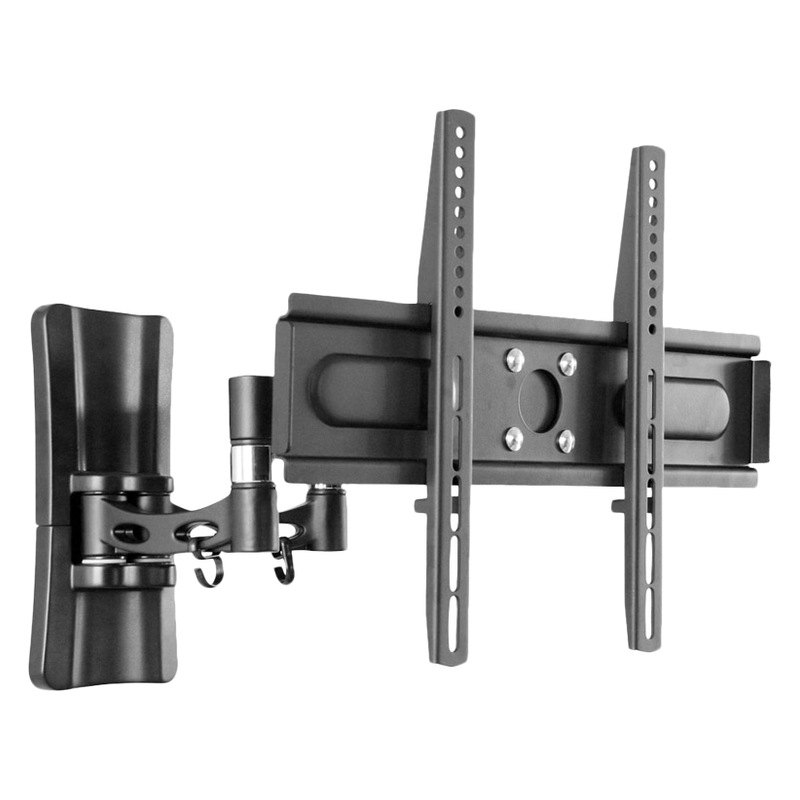 Pyler psw974s 26quot 42quot flat panel articulating tv wall mount for Flat screen tv wall mount