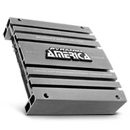 Pyramid® - Bridgeable Mosfet Amplifier