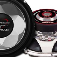 Pyramid® - Car Subwoofer Sub Midbass