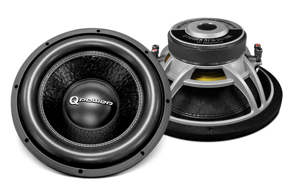 QPower™ | Speakers, Subwoofers, Boxes - CARiD.com