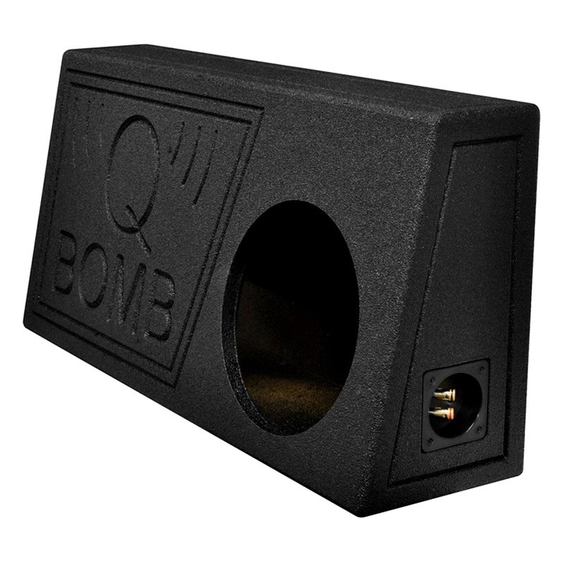 qpower qbtruck110v 10 truck series ported subwoofer box. Black Bedroom Furniture Sets. Home Design Ideas