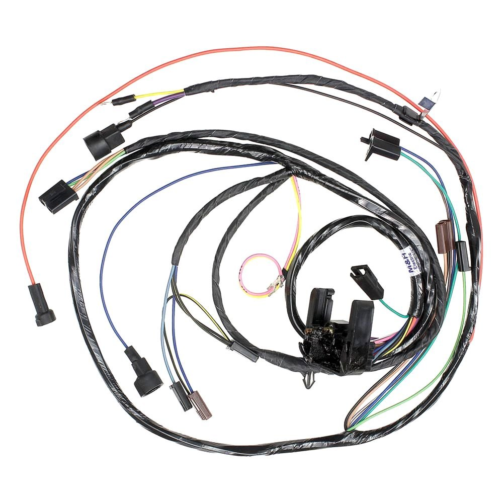 qrp� engine wiring harness 2018 Monte Carlo SS