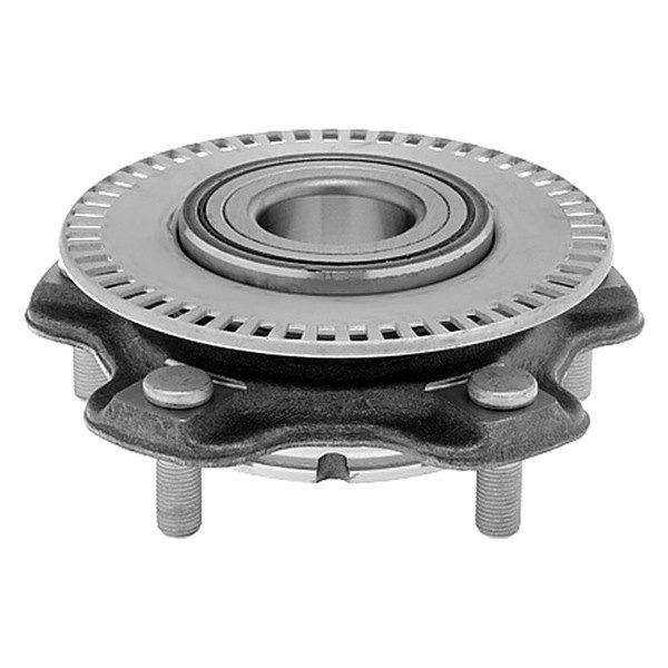 [2008 Suzuki Grand Vitara Front Wheel Bearing Replacement ...