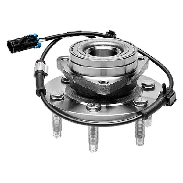 Quality-Built WH515036 - Front Wheel Hub Assembly