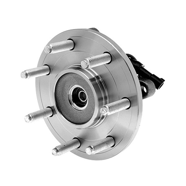 Quality Built 174 Ford F 150 4wd 2006 Front Wheel Hub Assembly
