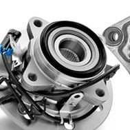 Quality Built® - Wheel Bearing and Hub Assembly