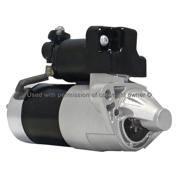 Chevy Tracker 2000 Remanufactured Complete: Chevy Tracker With Flange Mount Starter