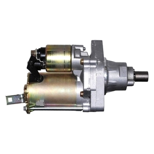 Acura TL With Flange Mount Starter With