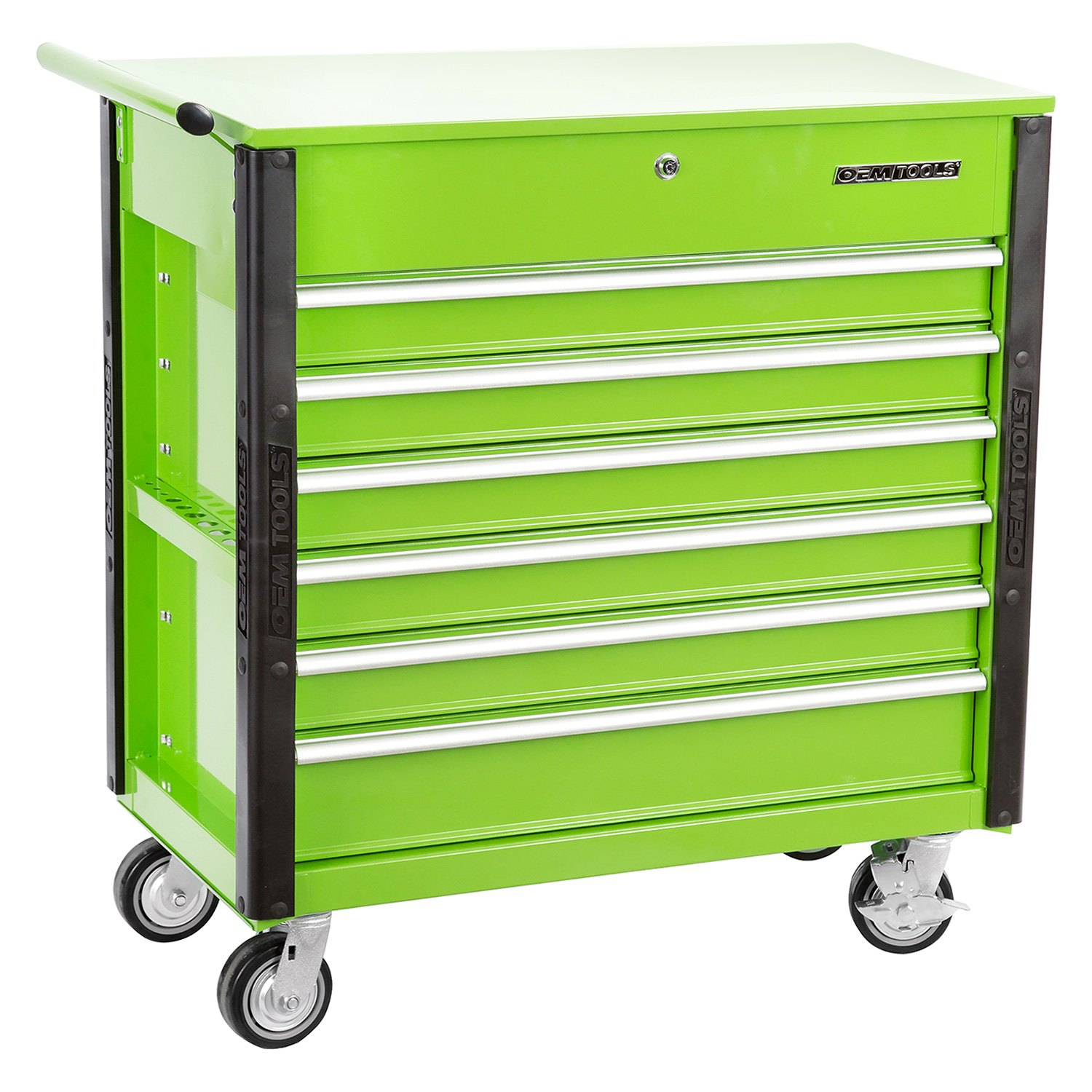 Craft Tool Box With Trolley
