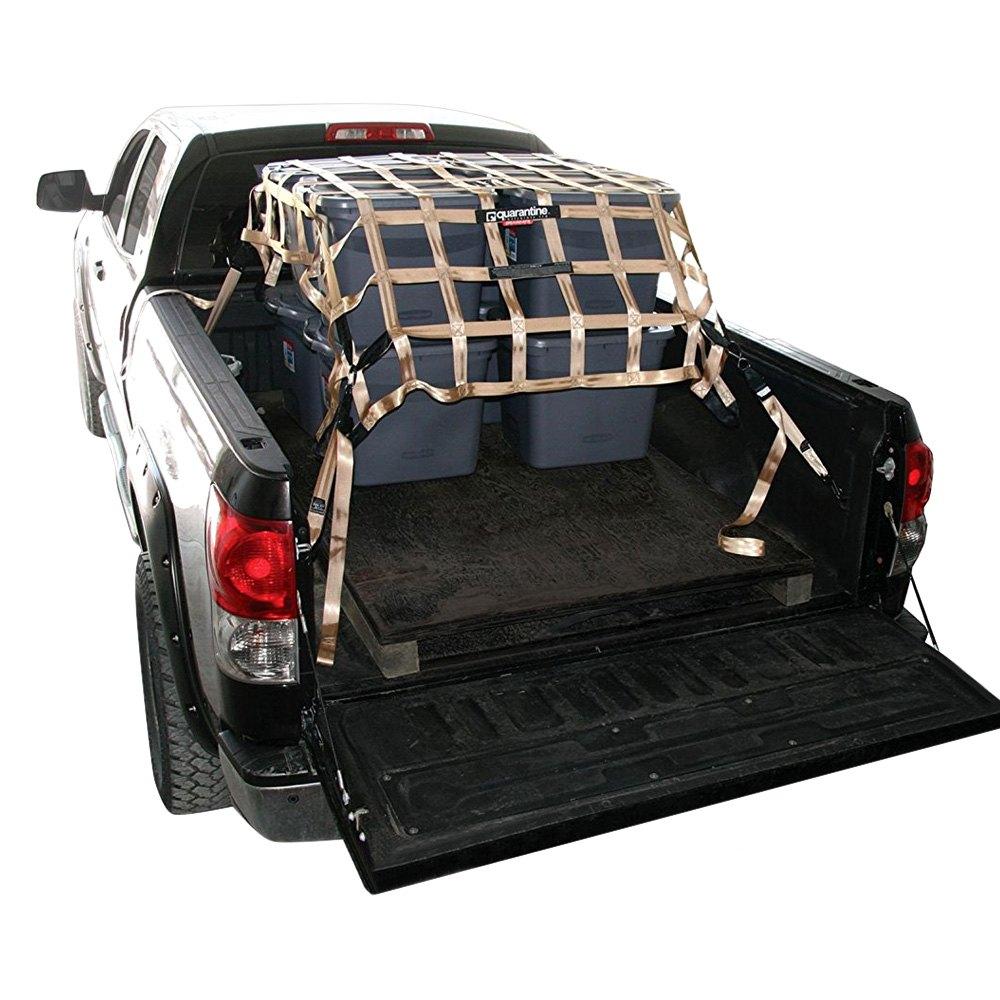 Truck Bed Cargo Net >> Quarantine Qss Lbn Exterior Cargo Net