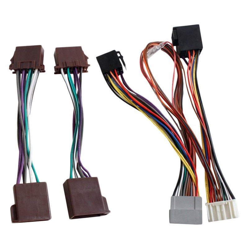 quick connect parrot bluetooth integration wiring harness rh carid com