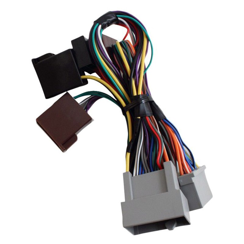 qchon 3 quick connect� parrot bluetooth integration wiring harness parrot bluetooth wiring harness at webbmarketing.co