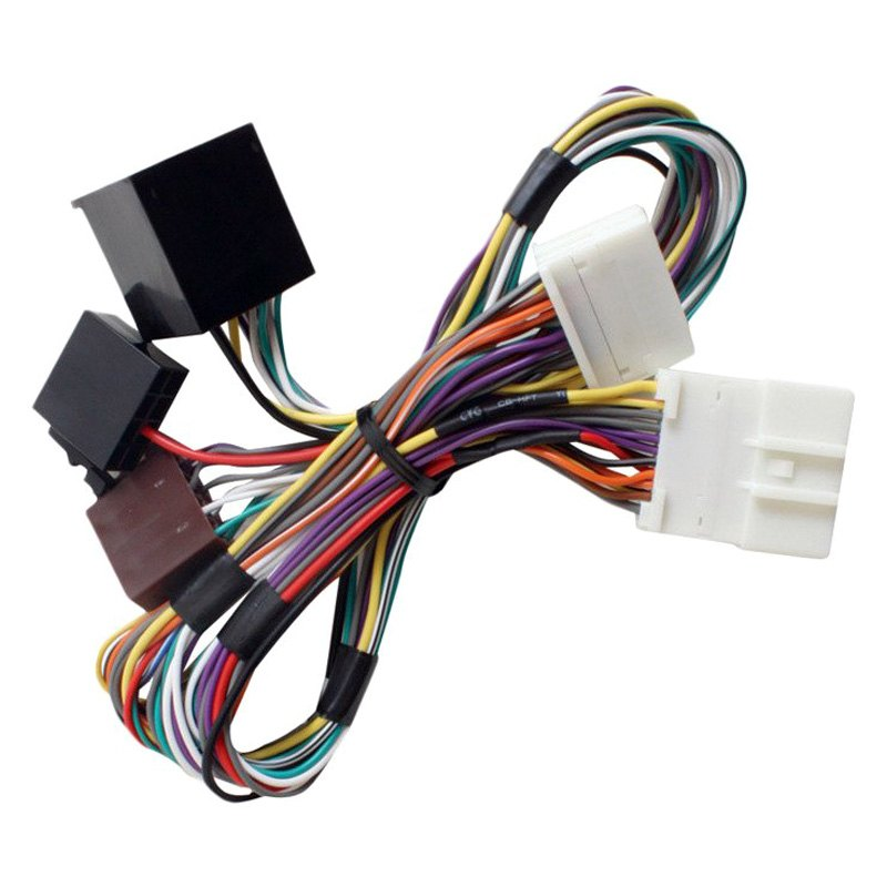 quick connect u00ae parrot bluetooth integration wiring harness quick connect wiring harness for lt1 motors Car Stereo Wiring Harness