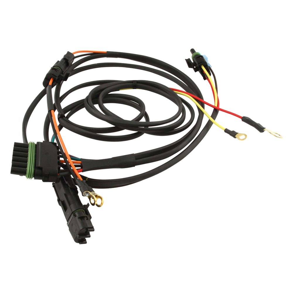 quickcar racing 174 50 2031 single ignition wiring harness