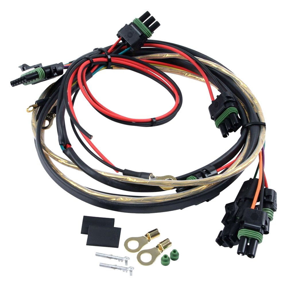 quickcar racing 174 50 2051 wiring harness crane ignition