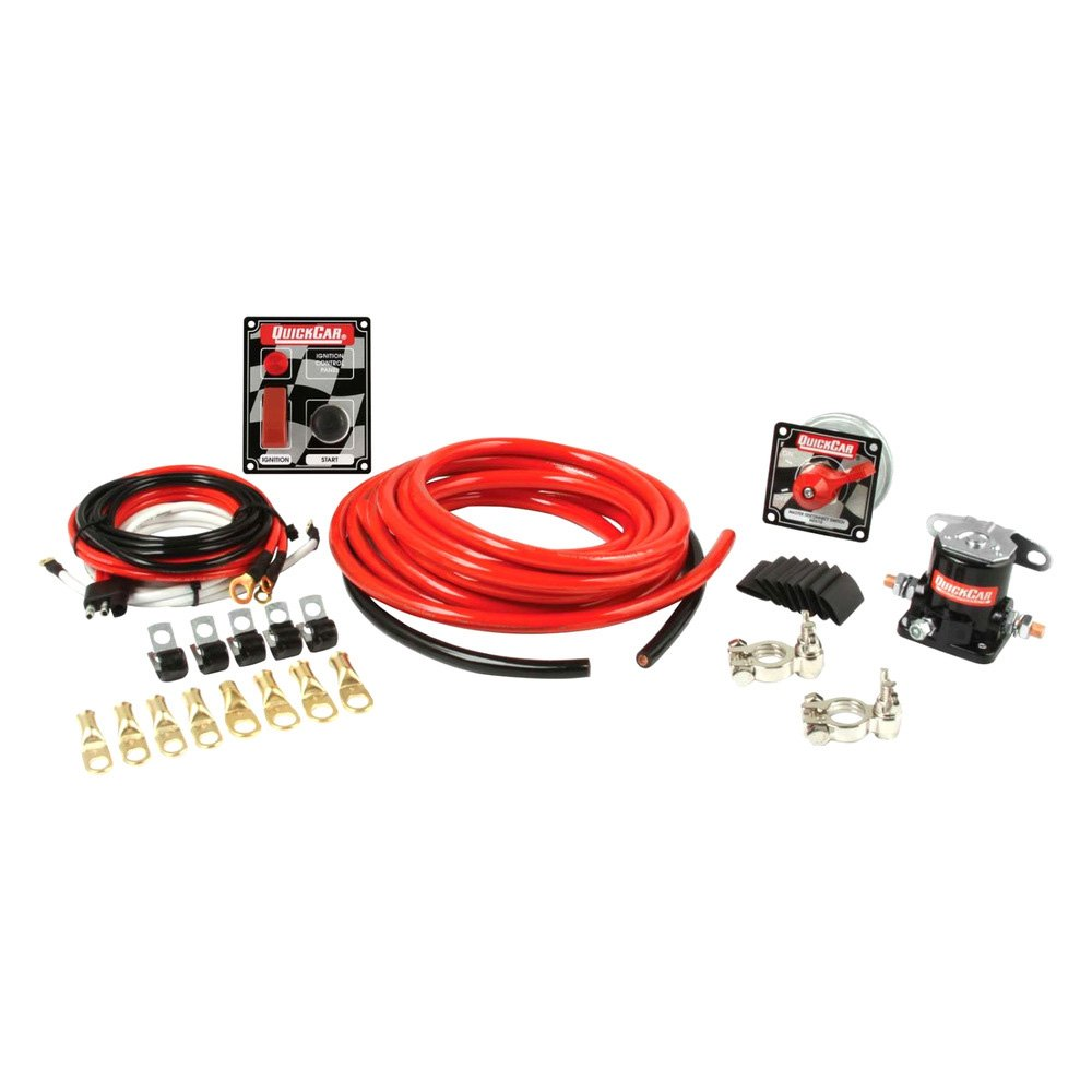quick car gauge wiring quick image wiring diagram quickcar racing 50 230 2 gauge wiring kit on quick car gauge wiring