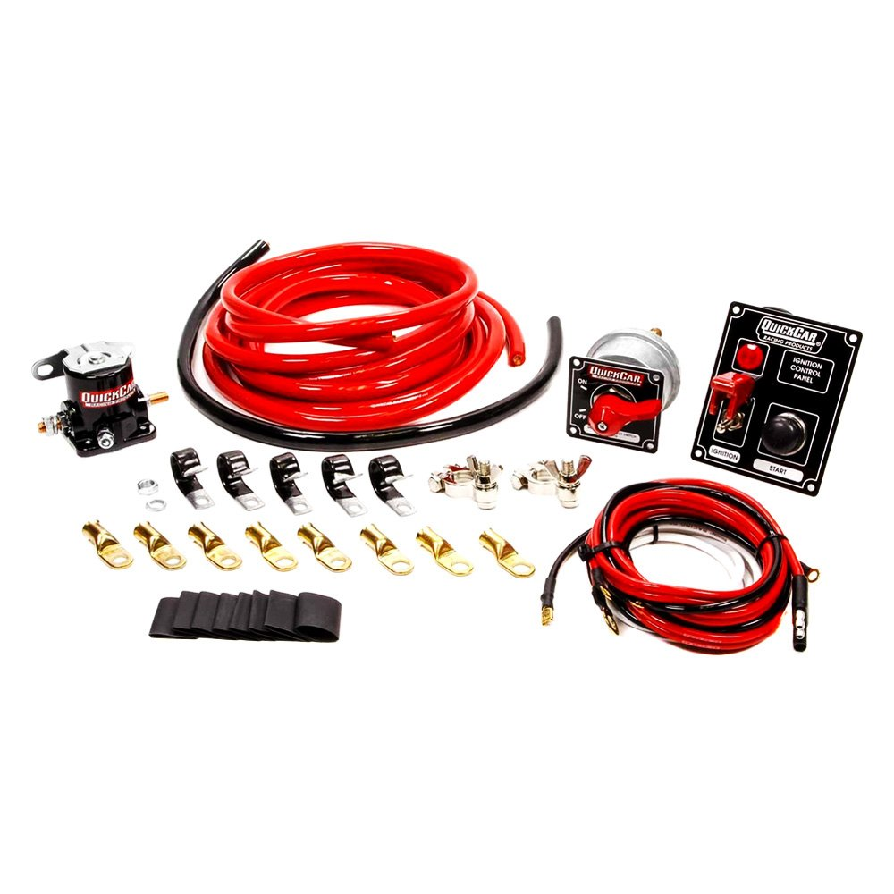 50-830 Quickcar Wiring Diagram on 4 pin relay, fog light, ignition switch, limit switch, dc motor, basic electrical, 7 plug trailer, air compressor, driving light, camper trailer, dump trailer, wire trailer, ford alternator,